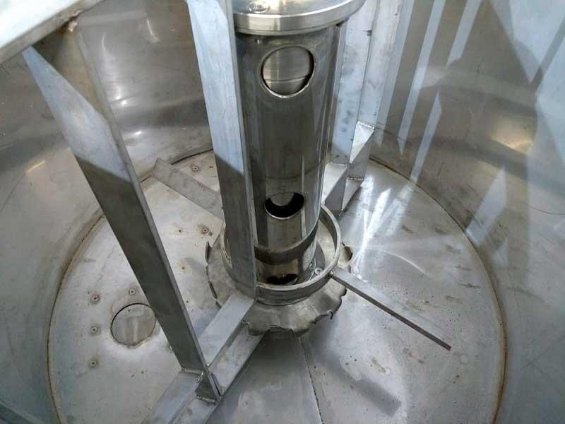 Envasadora de corte automático