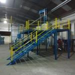 Dispersor industrial para tintas
