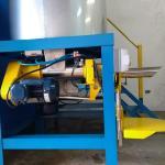 Máquina para textura e grafiato