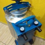 Máquinas para tintas e texturas