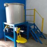 Misturador de massa industrial