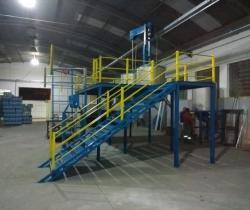 Dispersor industrial