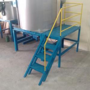 Máquina de fabricar grafiato